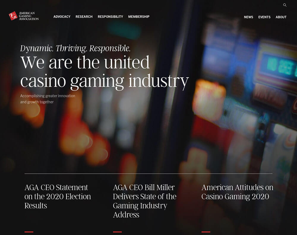 AGA Boosts Responsible Gambling Push