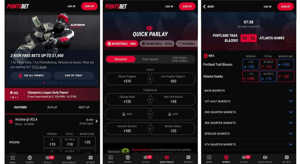 PointsBet Preparing for Illinois Sports Betting Launch