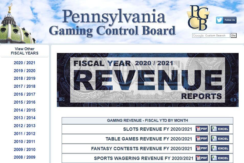 Fall Revenue Boost for Pennsylvania