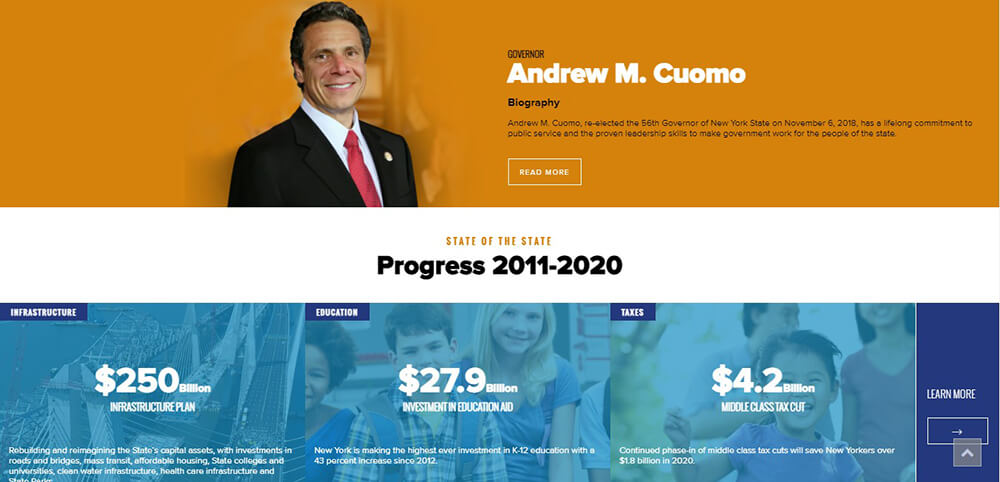 Cuomo Comments Hint at Sports Betting Progress